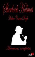 aventuras completas de sherlock holmes (ebook)-arthur conan doyle-9788492589654
