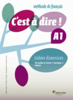 c´est a dire a1 exercices+cd+corriges-9788492729654