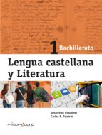 lengua castellana y literatura 1º bachillerato-9788494254154