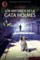 los misterios de la gata holmes-jiro akagawa-9788494344954