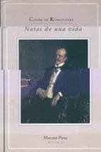 notas de una vida-conde de romanones-9788495379054
