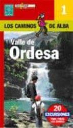 valle de ordesa (los caminos de alba) 9788496295254