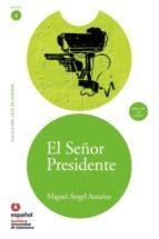 el señor presidente + cd (lee nivel 6)-9788497131254