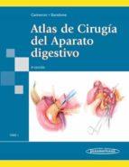 atlas de cirugia del aparato digestivo tomo i (2ª ed.) john cameron corinne sandone 9788498351354