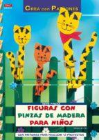 figuras con pinzas de madera para niños (con patrones para realiz ar 13 proyectos) erika bock 9788498740554
