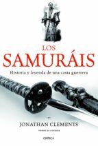 los samurais jonathan clements 9788498925654