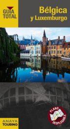 belgica y luxemburgo 2012 guia total anaya touring-9788499353654