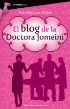 el blog de la doctora jomeini ana gonzalez duque 9788499674254