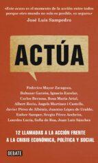 actua-rosa maria artal-9788499921754