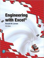 engineering with excel ronald w. larsen 9780134589664