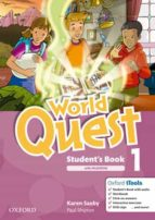 world quest: 1:student s books+mrom pk ed 2013 9780194125864
