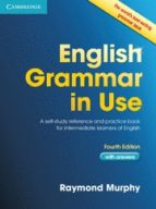 english grammar in use with answers (4th ed.) intermediate 9780521189064