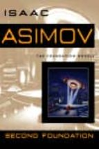 second foundation isaac asimov 9780553293364