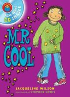 i am reading with cd: mr cool jacqueline wilson 9781447222064