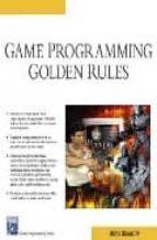 Descargar libros gratis en una computadora portátil Game programming: golden rules