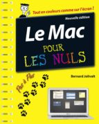 le mac pas à pas pour les nuls, nouvelle édition (ebook)-bernard jolivalt-9782754070164