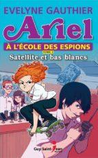 ariel à l'école des espions, tome 3 (ebook)-9782894558164