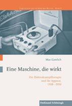 eine maschine, die wirkt (ebook)-max gawlich-9783657787364