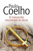 el manuscrito encontrado en accra (ebook)-paulo coelho-9788408039464