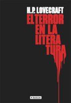 el terror en la literatura-h.p. lovecraft-9788408094364