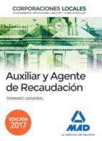 auxiliares y agentes de recaudación de corporaciones locales-9788414204764