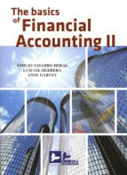 the basics of financial accounting ii emilio navarro heras 9788415276364