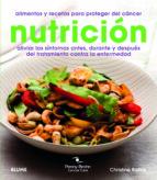 (pe) nutricion: alimentos y recetas para proteger del cáncer 9788415317364