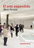 el arte expandido mario perniola 9788415715764