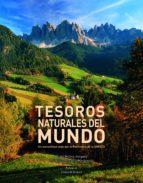 tesoros naturales del mundo: un maravilloso viaje por el patrimonio de la unesco pedro molina holgado 9788416177264