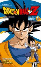 bola de drac z anime series saiyan nº01/05 akira toriyama 9788416308064