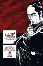 kasajiro, el clava-tatamis-kazuo koike-9788416660964