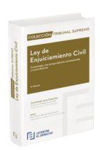 ley de enjuiciamiento civil comentada-9788416924264