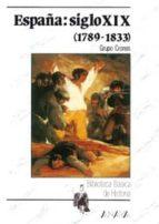 españa, siglo xix (1789-1833)-9788420740164