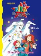 kika superbruja y dani. el hechizo fantasma 9788421692264