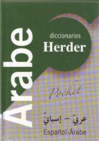 diccionario arabe español 9788425423864