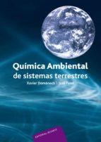 quimica ambiental de sistemas terrestres-9788429179064