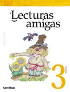 lecturas 3 (tercer curso. segundo ciclo educacion primaria. lectu ras)-9788429484564