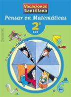 pensar en matematicas (2º eso) 9788429494464