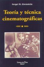 teoria y tecnica cinematografica serguei mijailovich eizenshtein 9788432125164