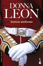 justicia uniforme donna leon 9788432217364