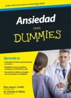 ansiedad para dummies charles h. elliott 9788432902864