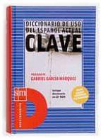 nuevo diccionario de uso del español actual clave (incluye cd rom ) 9788434876064