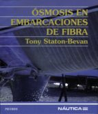 osmosis en embarcaciones de fibra tony staton bevan 9788436812664