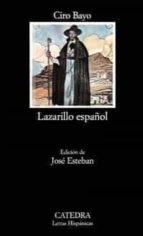 lazarillo español-ciro bayo-9788437614564