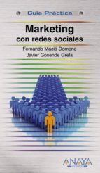 marketing con redes sociales javier gosende grela 9788441528864