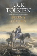 beren y luthien j.r.r. tolkien 9788445005064