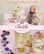 (pe) pasteles de alta costura-patricia arribalzaga-9788448020064