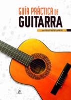 guía practica de guitarra massimo montarese 9788466233064