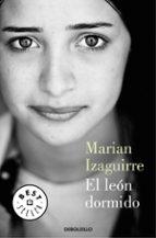 el leon dormido-marian izaguirre-9788466333764