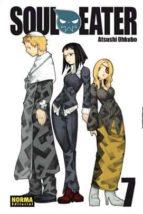 soul eater (vol. 7)-atsushi ohkubo-9788467905564